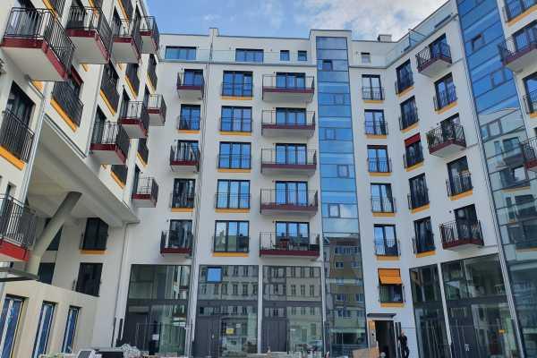 Neue 2-Zimmer-Wohnung in Tiergarten!