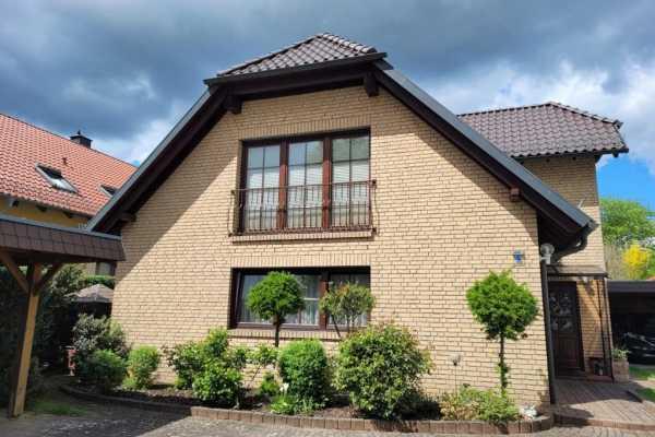 Möblierte 3-Zimmer-Wohnung in Panketal - OT Schwanebeck!