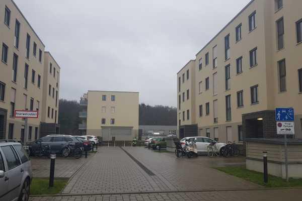 Moderne 2-Zimmer-Wohnung in Potsdam Bornstedt!!